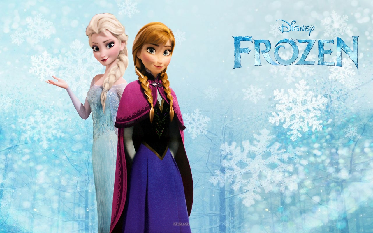 Frozen Disney Wallpaper Elsa And Anna Jpg 1280 800 Convites
