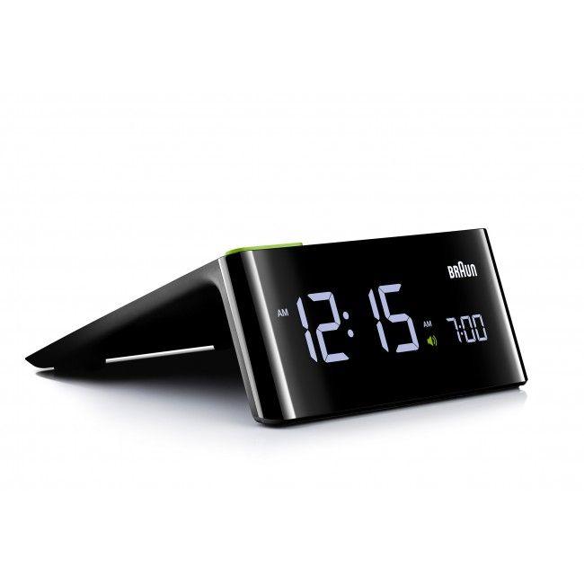 Bnc016 Digital Va Lcd Alarm Clock Black With Adaptor Alarm Clock Alarm Clock Design Analog Alarm Clock