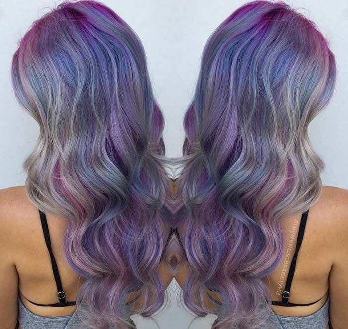 50 Bold Pastel And Neon Hair Colors In Balayage And Ombre