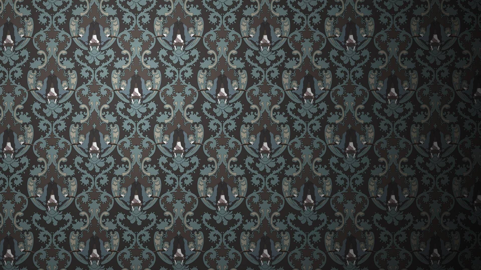 Victorian Gothic Patterns 122 Inspiration Designs In