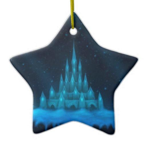 winter world holiday fantasy christmas ornaments