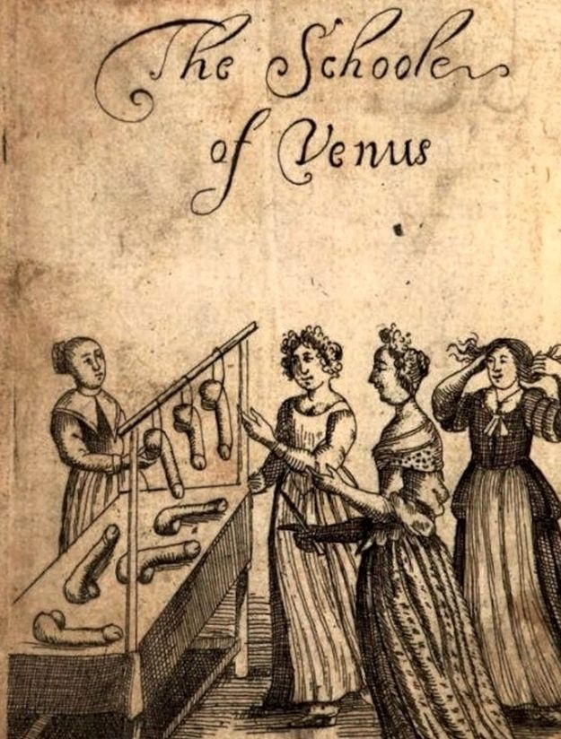 Sex Tips From The 17th Century