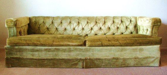 Retro Mid Century Modern Sofa By Rowe 1960 S Local By Madeinatx