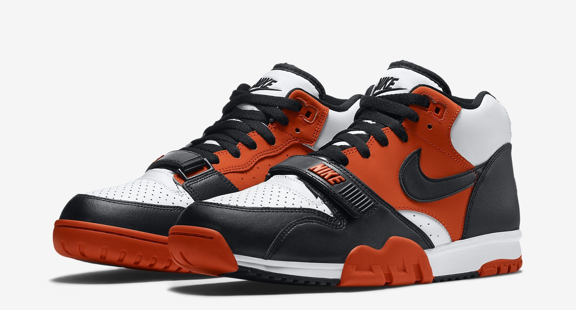 Black · New Nike Air Trainer 1 Mid ...
