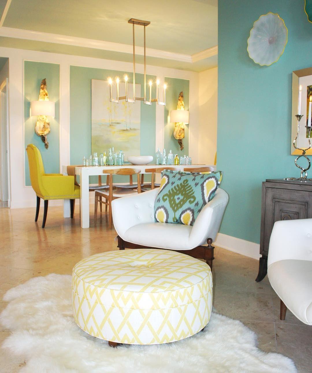 Bright Paint Colors Interior Paint Colors Coastal Beach House