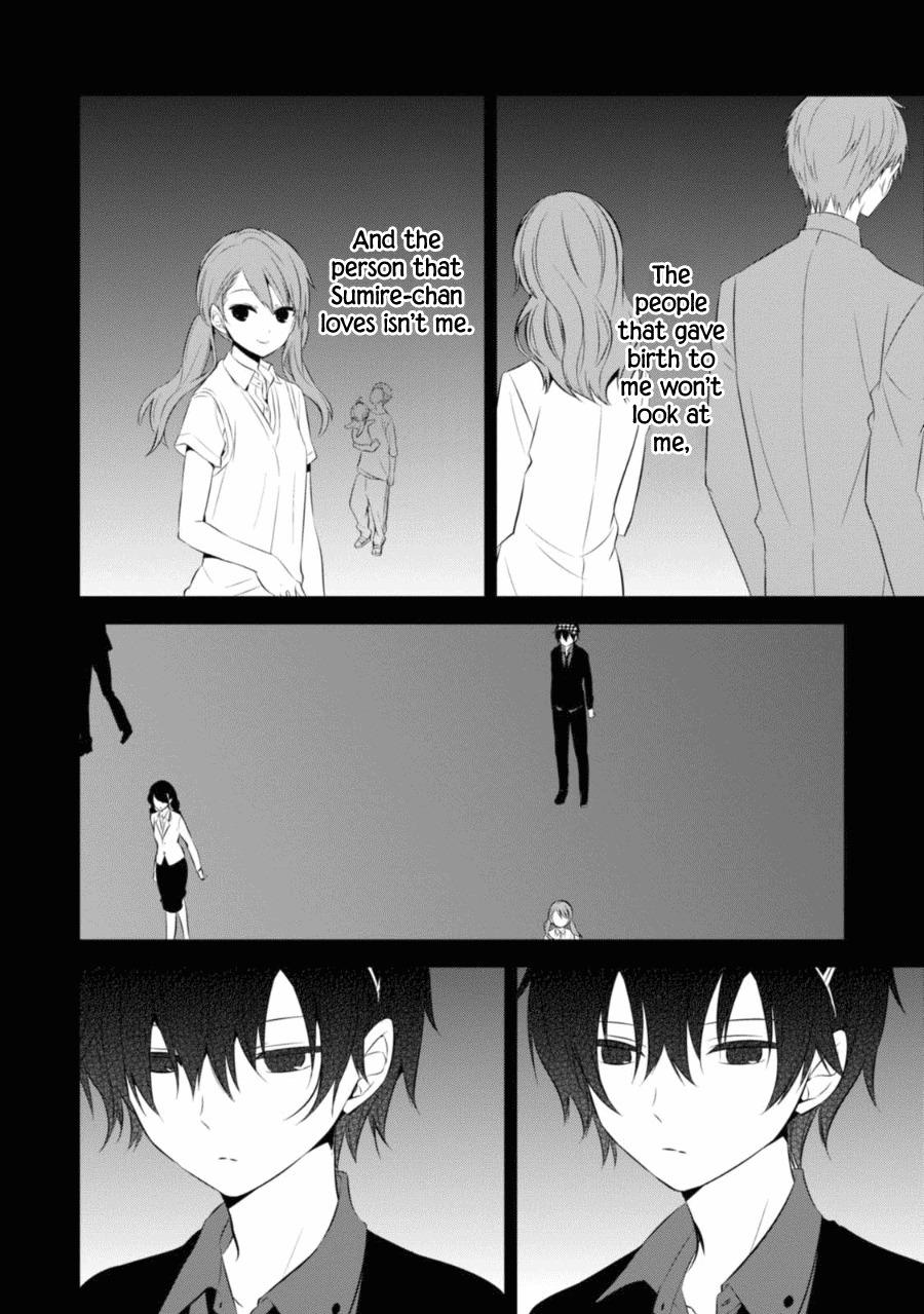 Naka no Hito Genome [Jikkyouchuu] Chapter 28 Read Manga