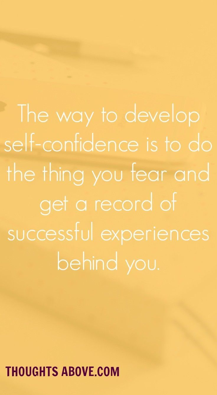 How To Boost Self Confidence 5 Easiest Steps Ever Self Confidence Quotes Self Confidence Tips Self Confidence
