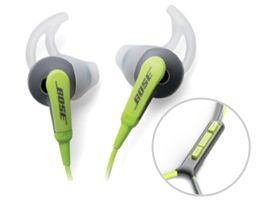 Bose® SIE2i Sport -kuulokkeet