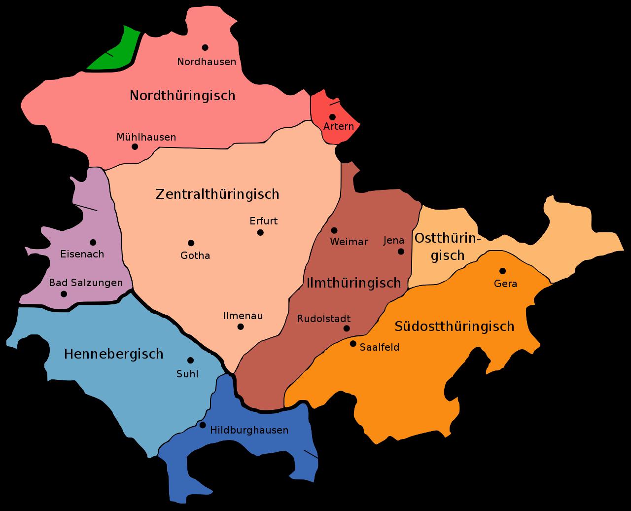 Ilmthuringisch Wikipedia Thuringen Jena Weimar