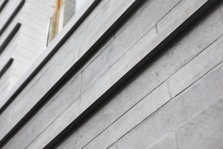 Bürgerliche Innenwelten - Wohnhaus-Umbau in Frankfurt