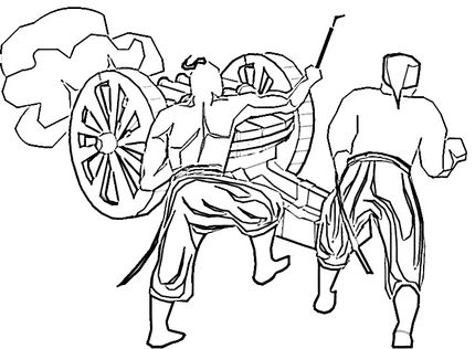 Cossacks Coloring Page Coloring Pages Free Printable Coloring Pages Coloring Pages For Kids