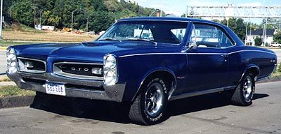History 1964 1974 Introduction The Pontiac Gto Is Considered By Many First True Muscle Car Whereas Other Manufacturers Were Concentrating On Their