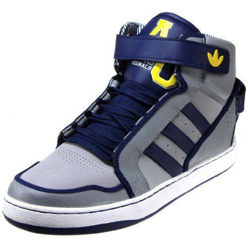 magasin d'usine 81cde 5d9ba Adidas Shoes High Tops Men Adidas AR 3.0 Mens Shoes Leather ...