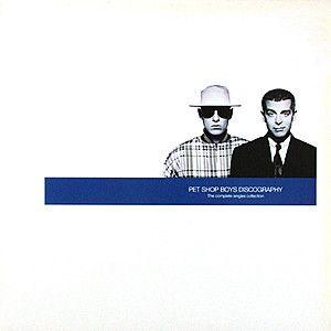 Pet Shop Boys Discography Google Search Pet Shop Boys Lionel Richie My Favorite Music
