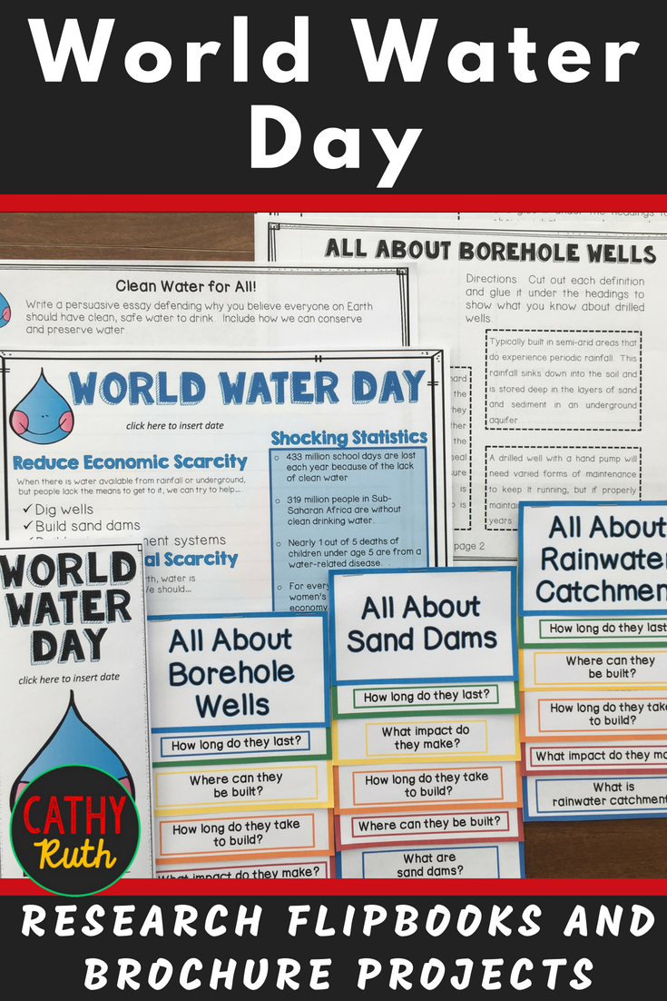 English Essay Pmr Celebrate World Water Day With This Exciting Pack Of Projects The Info  Sheet Will Generate Class Discussion On The Water Crisis And The Trifold  Brochure  Abraham Lincoln Essay Paper also Essay On Business Management World Water Day Trifold Research Brochure  Flip Books Info Sheet  Advanced English Essay