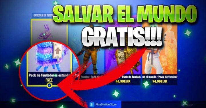 Truco Para Tener Salvar El Mundo Gratis Fortnite Temporada 1 Capitulo 2 Xbox Ps4 Pc Fortniteros Es Ps4 Xbox Fortnite
