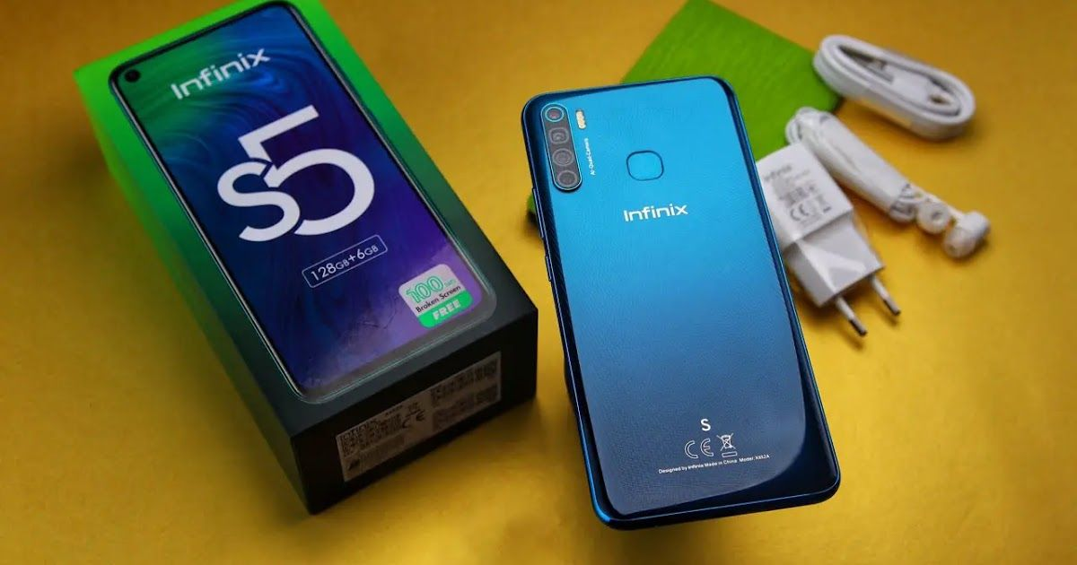 هاتف انفنكس الجديد بسلسلة الـ S وهاتفها الجديد Infinx S5 لاحظنا التطور الملحوظ جدا في أسعار ومواصفات الهواتف بالفئة المت Phone Electronic Products Electronics