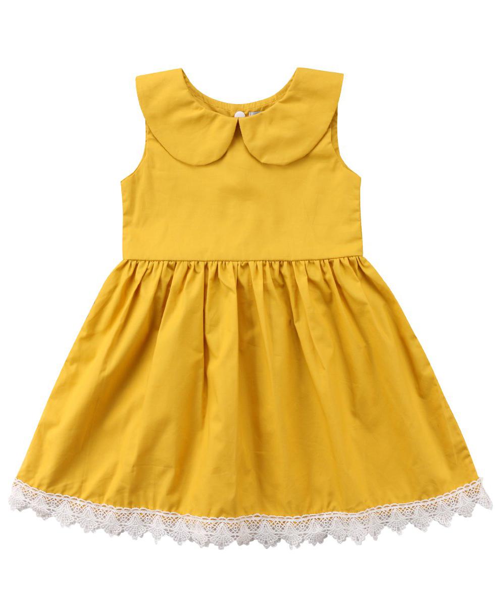 d91b121e5e Sun Collar Dress | Dress For Your Little Princess | Toddler girl ...