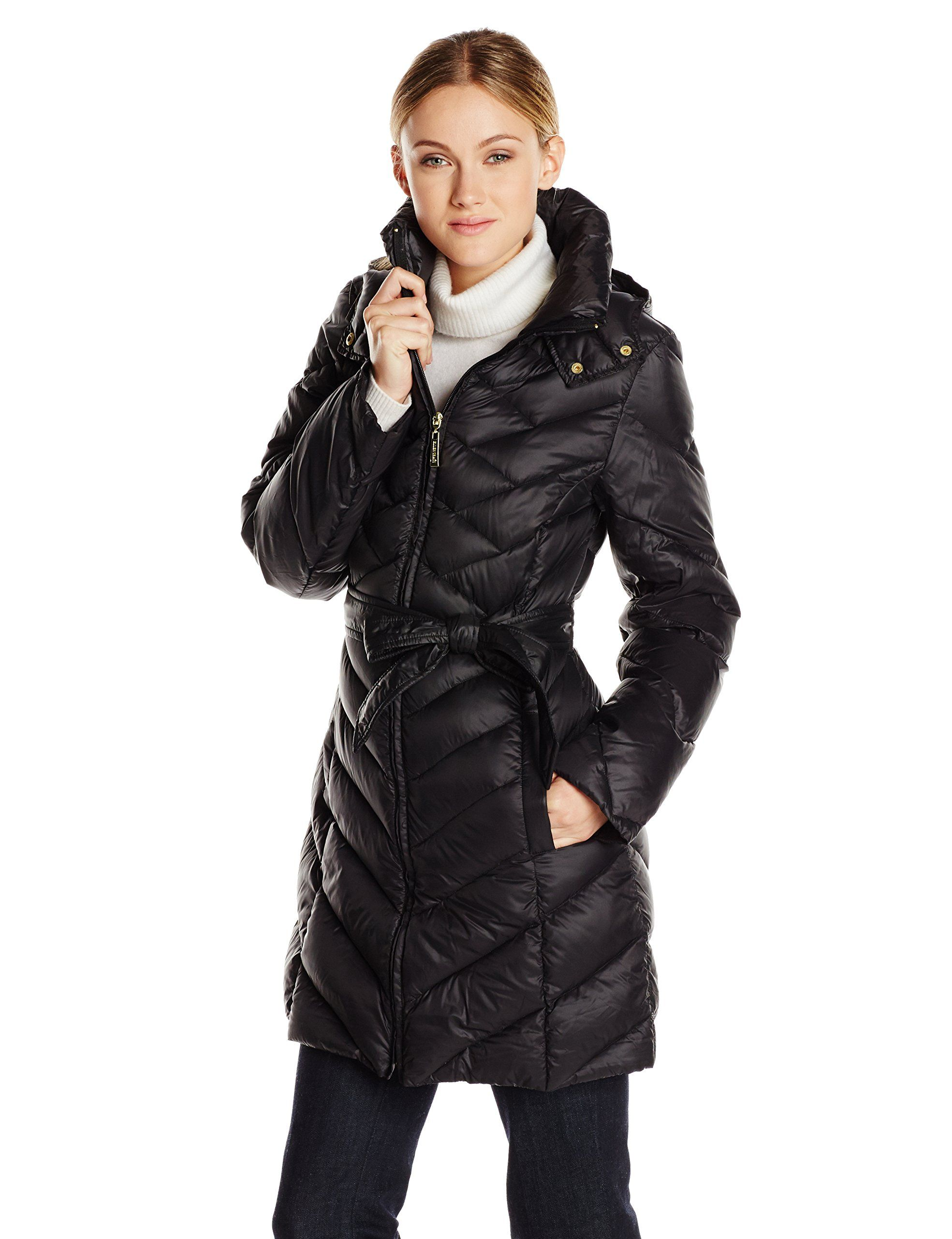 Quilted Down Coats Ladies Han Coats