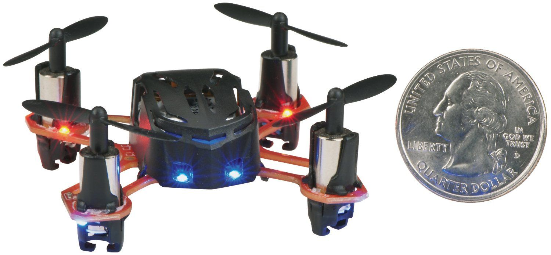 Amazon.com: Estes 4606 Proto X Nano R/C Quadcopter (Colors Vary, Black or White): Toys & Games