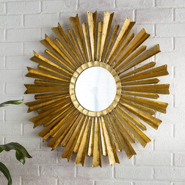 Nice Sunburst Metal Wall Decor Images - Wall Art Design ...
