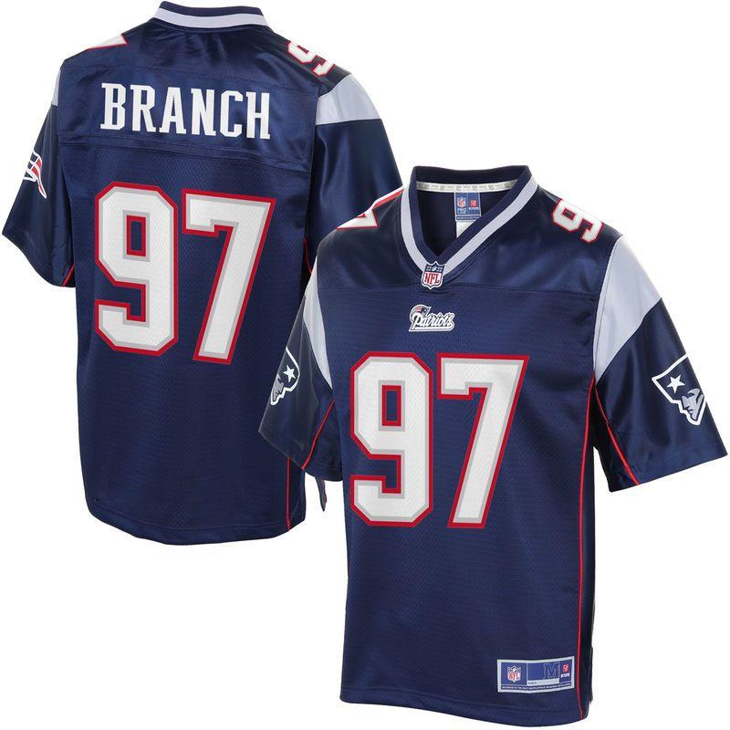 Nfl Pro Line Mens New England Patriots Alan Branch Team Color Jersey Jersey Patriots Nfl Jerseys Men New England Patriots