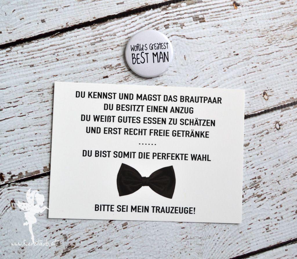 Trauzeuge Best man in 2019  TrauzeugeTrauzeugin