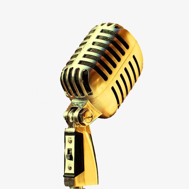 Guayaba Golden Microphone Imagenes Predisenadas De Microfono Microfono De Oro De Higo Microfono Png Y Psd Para Descargar Gratis Pngtree Microphone Microphone Images Microphone Icon
