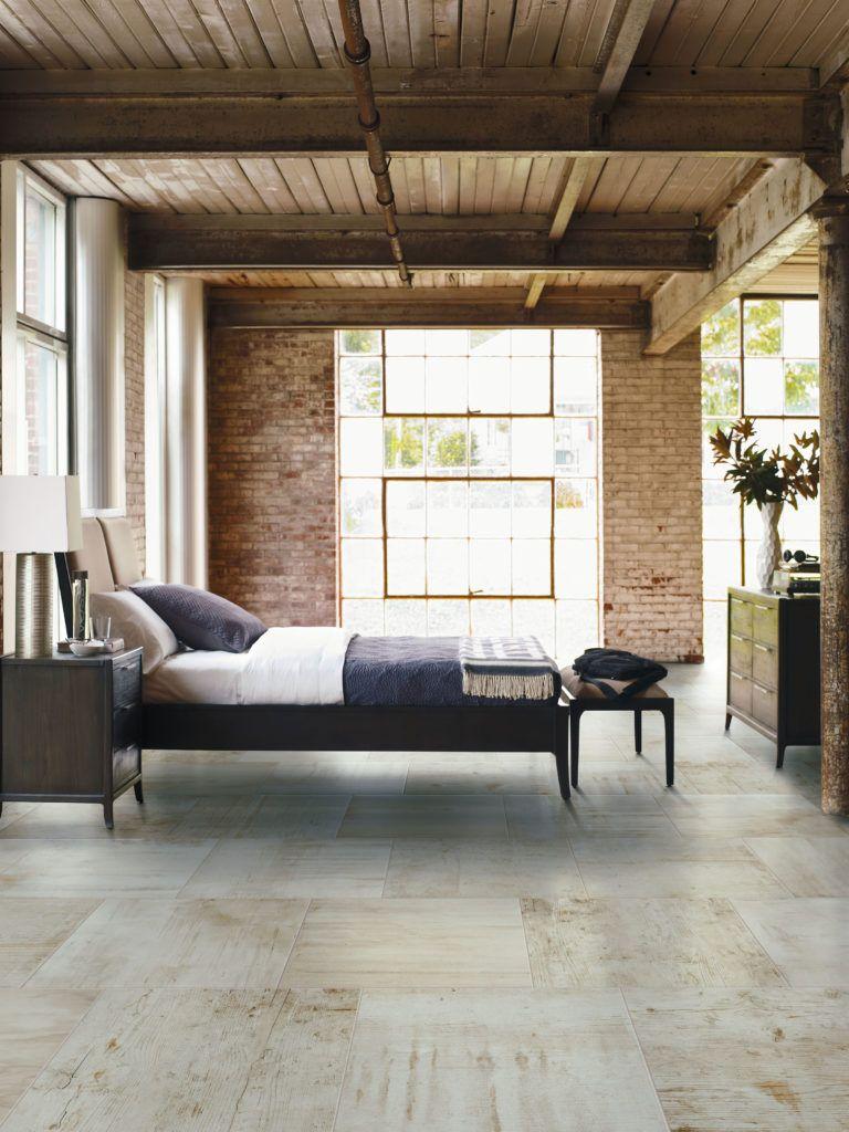 Bedroom On Granite Flooring Bedroom Minimalist Elegant Bricks