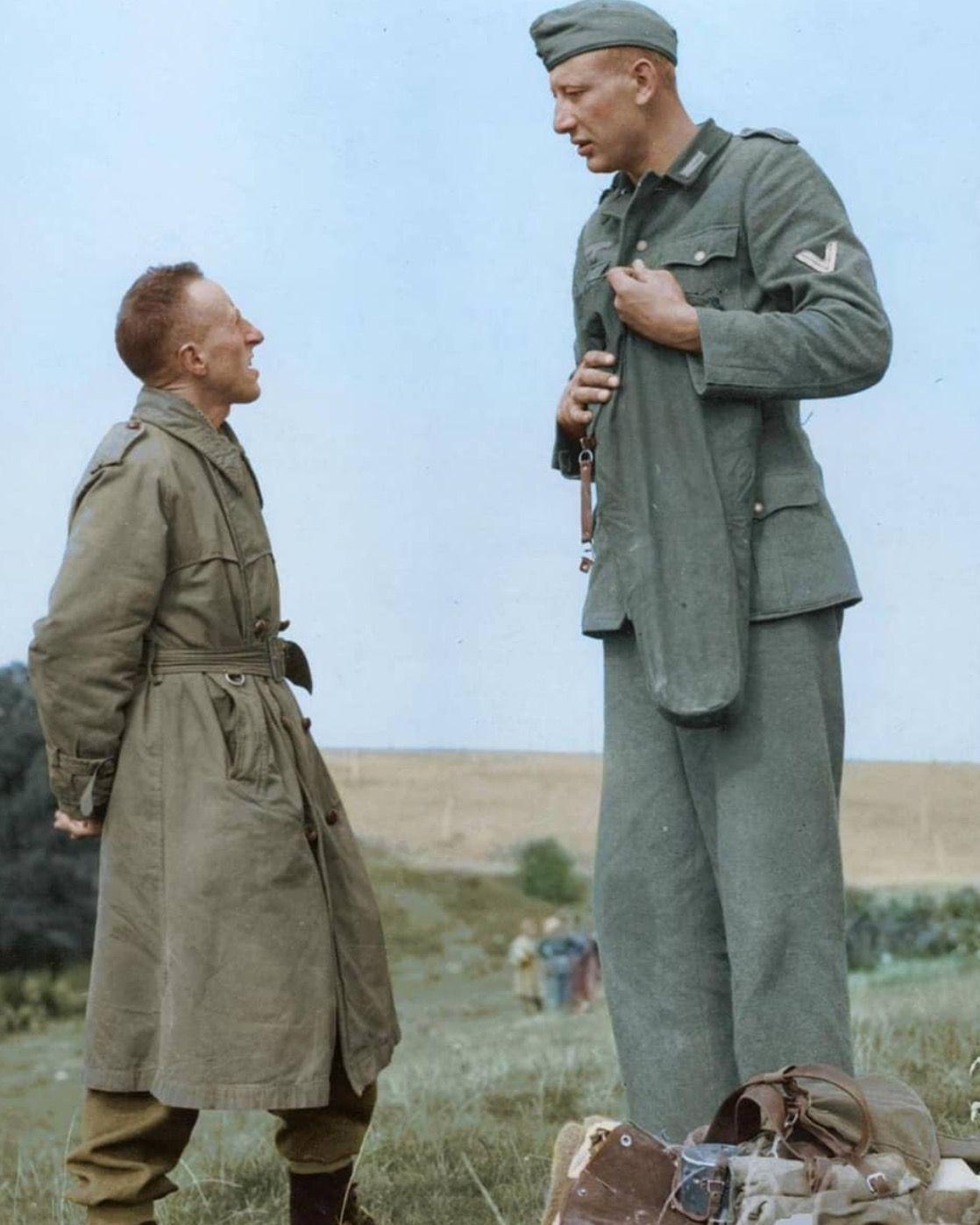 tall german women
