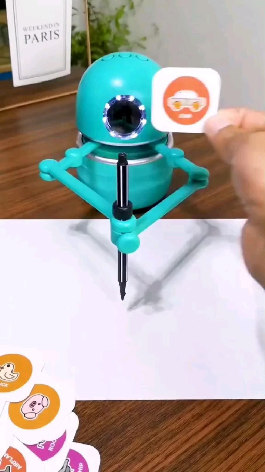 Drawing robot Best drawing robot robotics Futuristic technology Latest gadgets
