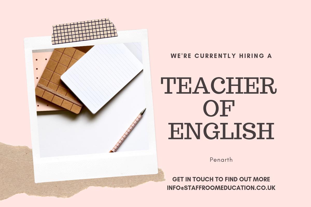 English Teacher (With images) Teacher, Teacher