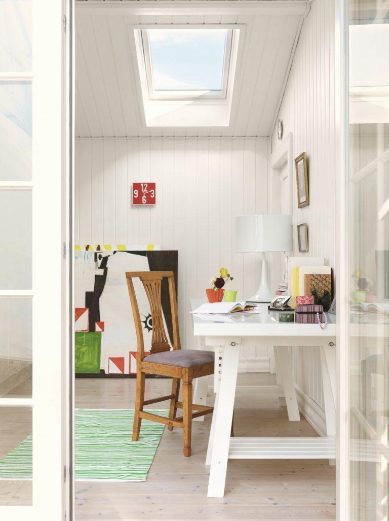Come aggiungere luce alle stanze per le attività in casa