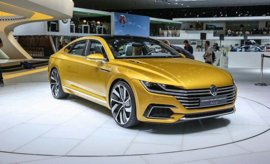 2017 Volkswagen Pat Cc Review And Release Date Http World