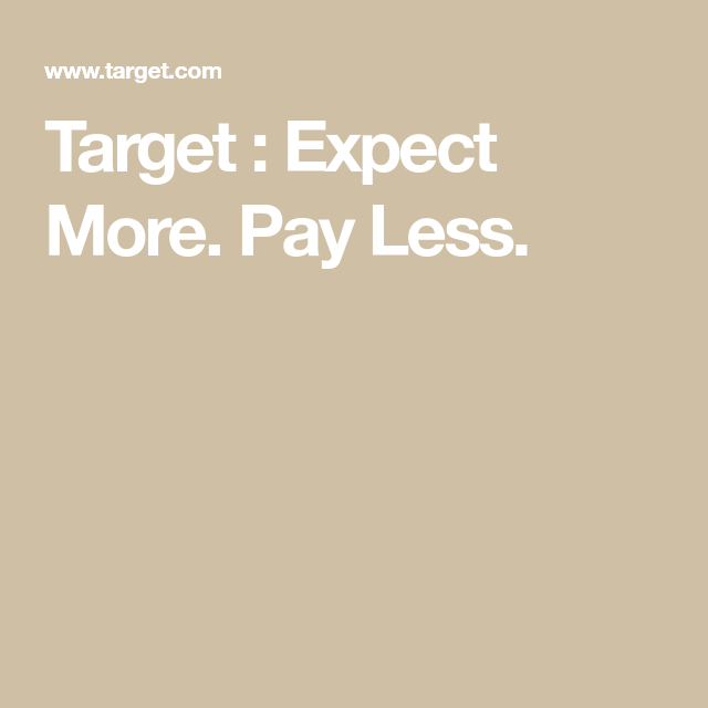 4cd750b7434d Target   Expect More. Pay Less.