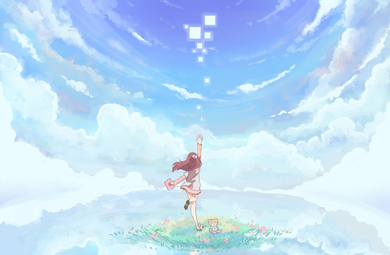 shelter anime Anime background, Anime art, Anime art fantasy