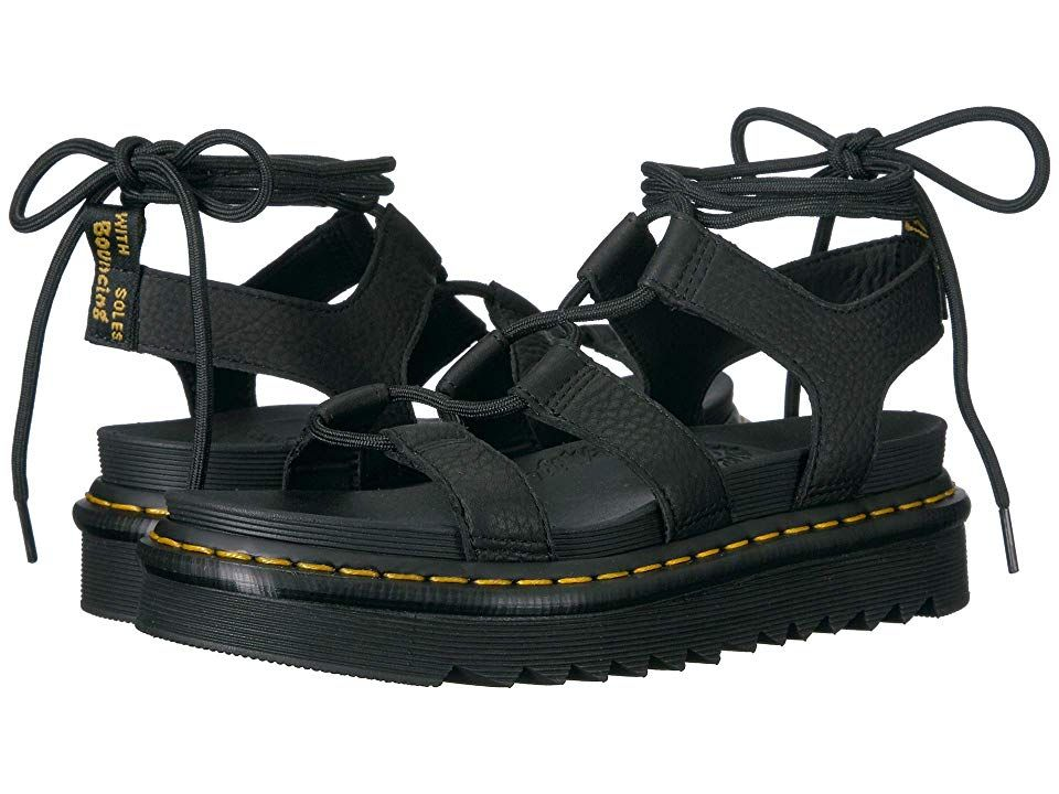 532766b25df22 Dr. Martens Nartilla Women's Sandals Black Grizzly | Products in ...
