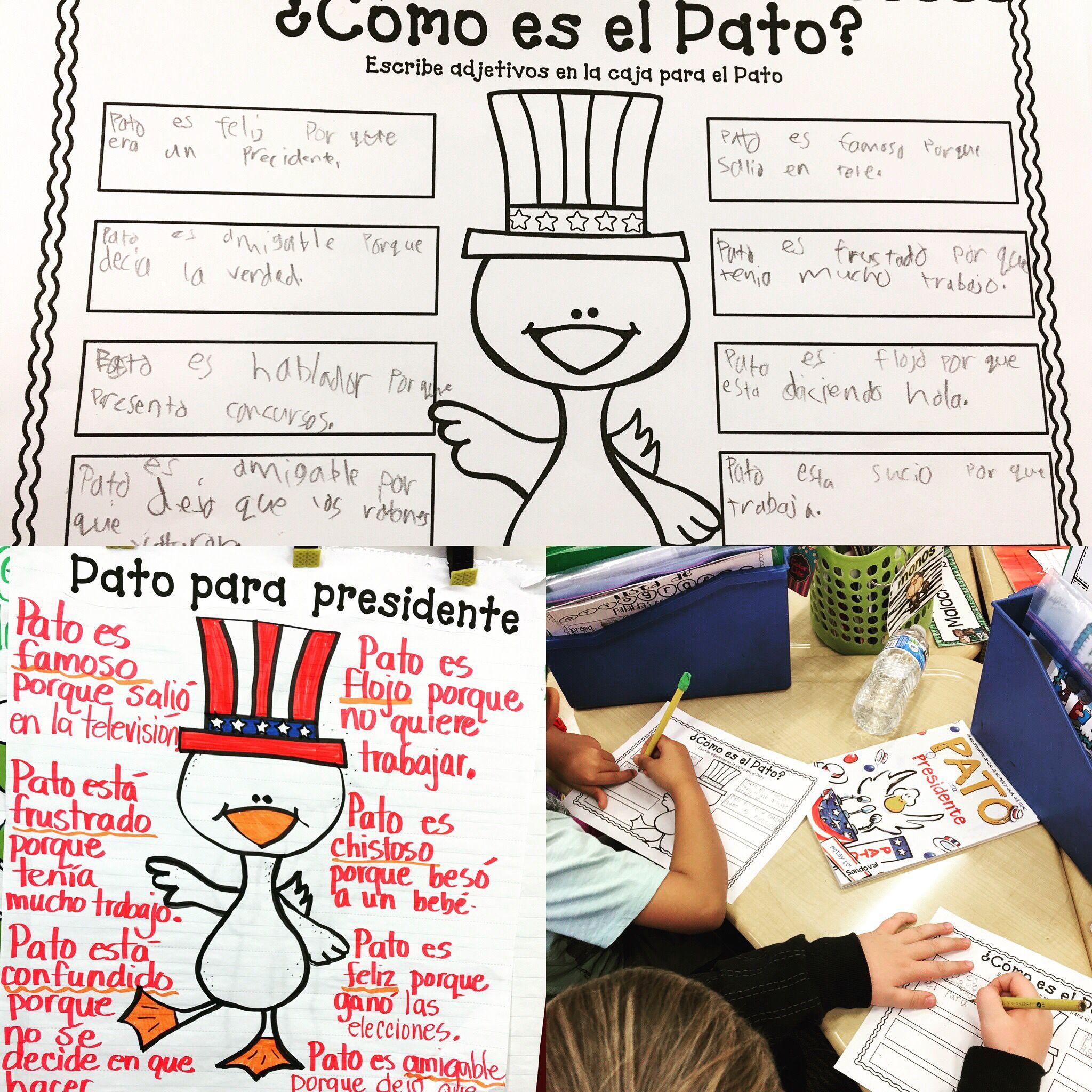 Pato para presidente | Cole | Pinterest | Patos, Presidentes y Lenguaje