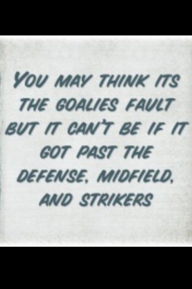 Win As A Team Lose As A Team Soccer Dontbamethegoalie