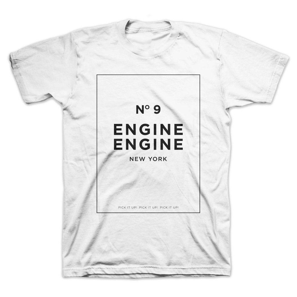 Engine Engine No  9 T-Shirt [SMALL / MEDIUM] | Clothing | Shirts