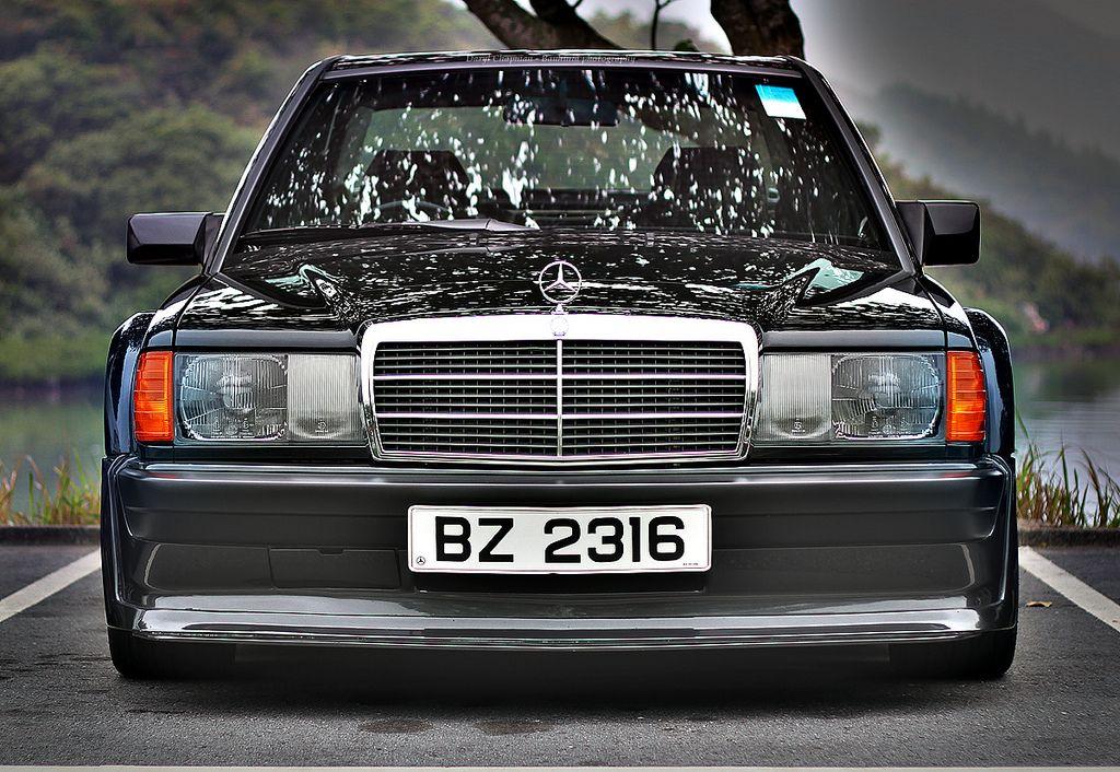 Mercedes Benz 190 E 2 3 16