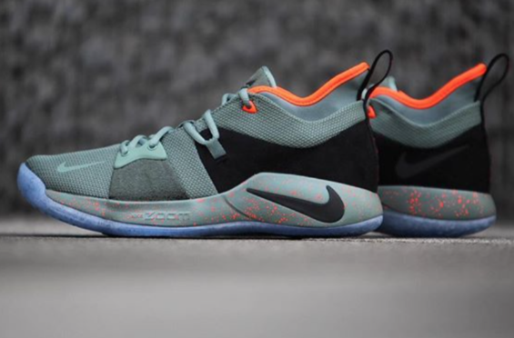 Nike PG 2 All-Star Releasing This Week Paul George s second signature shoe 75a6ce950