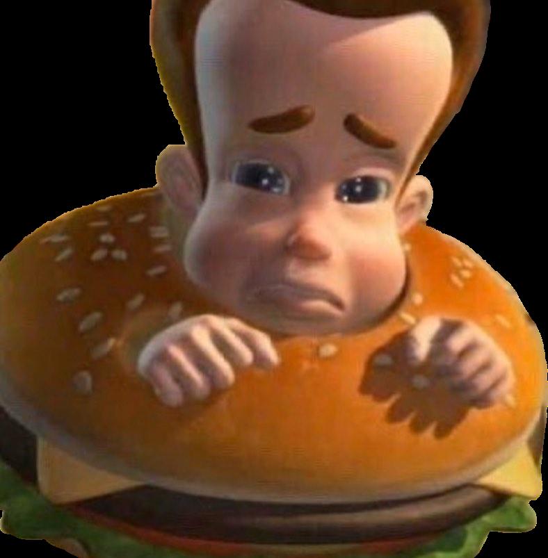 Freetoedit Jimmyneutron Nick Nickelodeon Carlwheezer Jimmy Burger Crying Cheeseburger Cartoon Remixit Jimmy Neutron Blog Tutorials Image Stickers