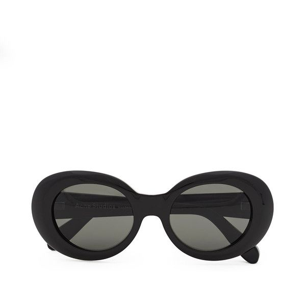 96e5923e2274 Acne Studios Mustang Sunglasses ($340) ❤ liked on Polyvore featuring  accessories, eyewear,