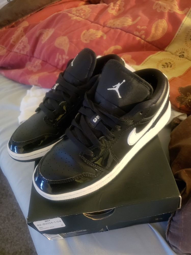 3fee04574fc Nike Jordan Kids Air Jordan 1 Low Bg Basketball Shoe #fashion #clothing # shoes #accessories #kidsclothingshoesaccs #boysshoes (ebay link)