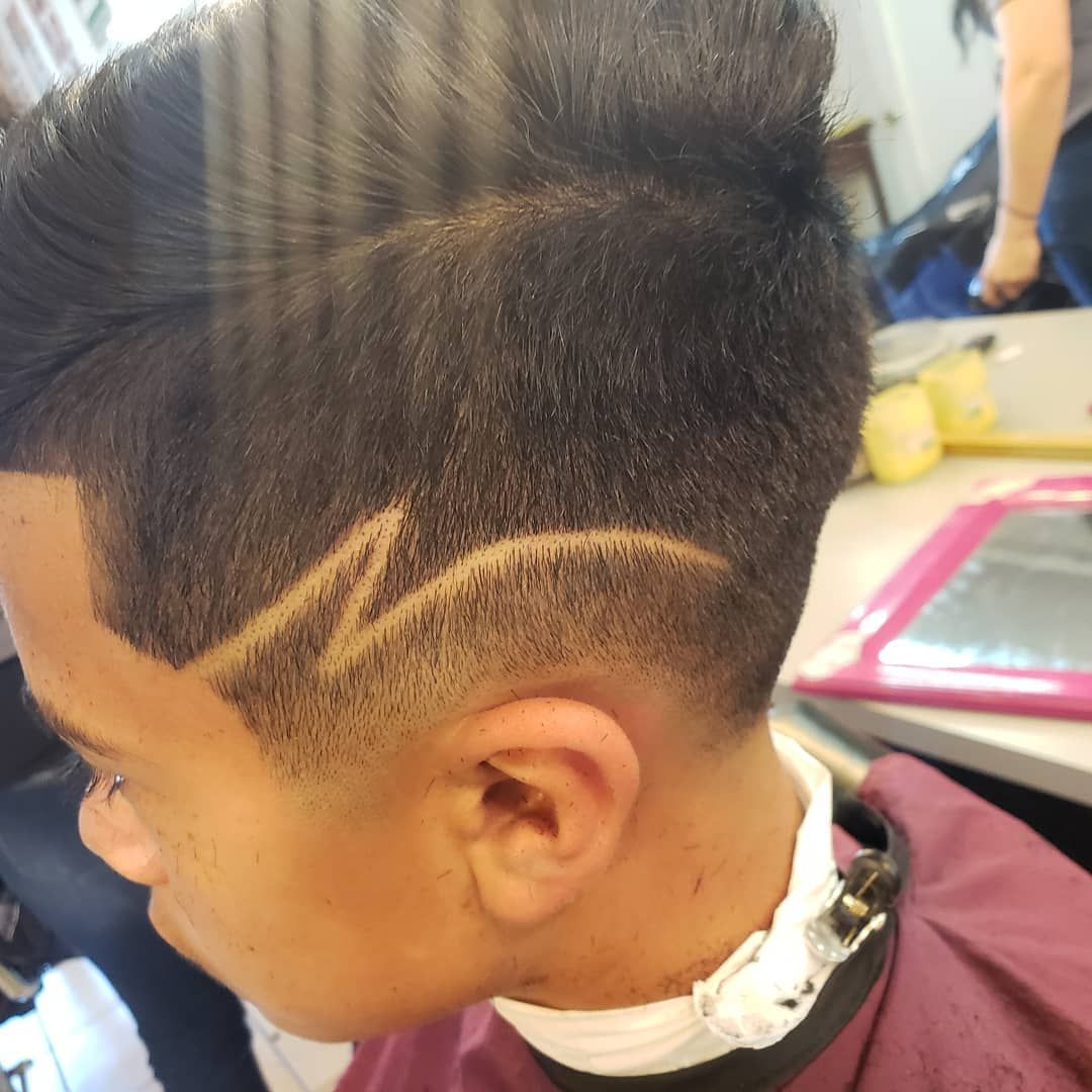 Just A Low Fade A Line Up And My First Design Barbershop Barber Barbershopconnect Barber Just A Low Fade A Line Up And My F Low Fade Bald Fade Barber Shop