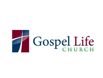 Gospel Life Church Logo Design 48hourslogo Com Church Logo Design Church Logo Logo Design