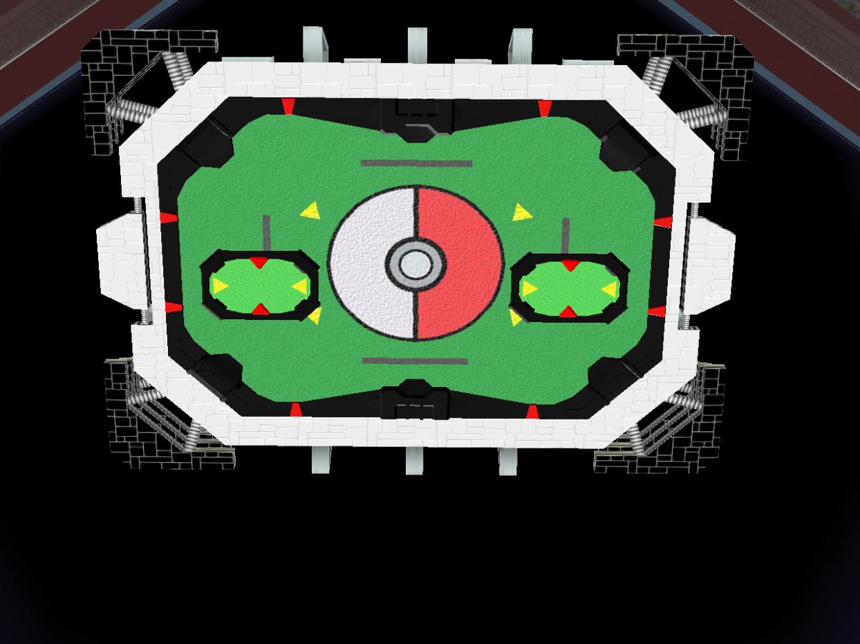 Pokemon Stadium Birds Eye Pokemon Stadium Pokemon Stadium
