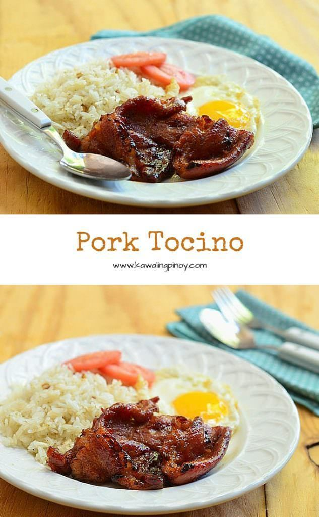 Homemade Pork Tocino | Recipe | Food, Filipino breakfast ...