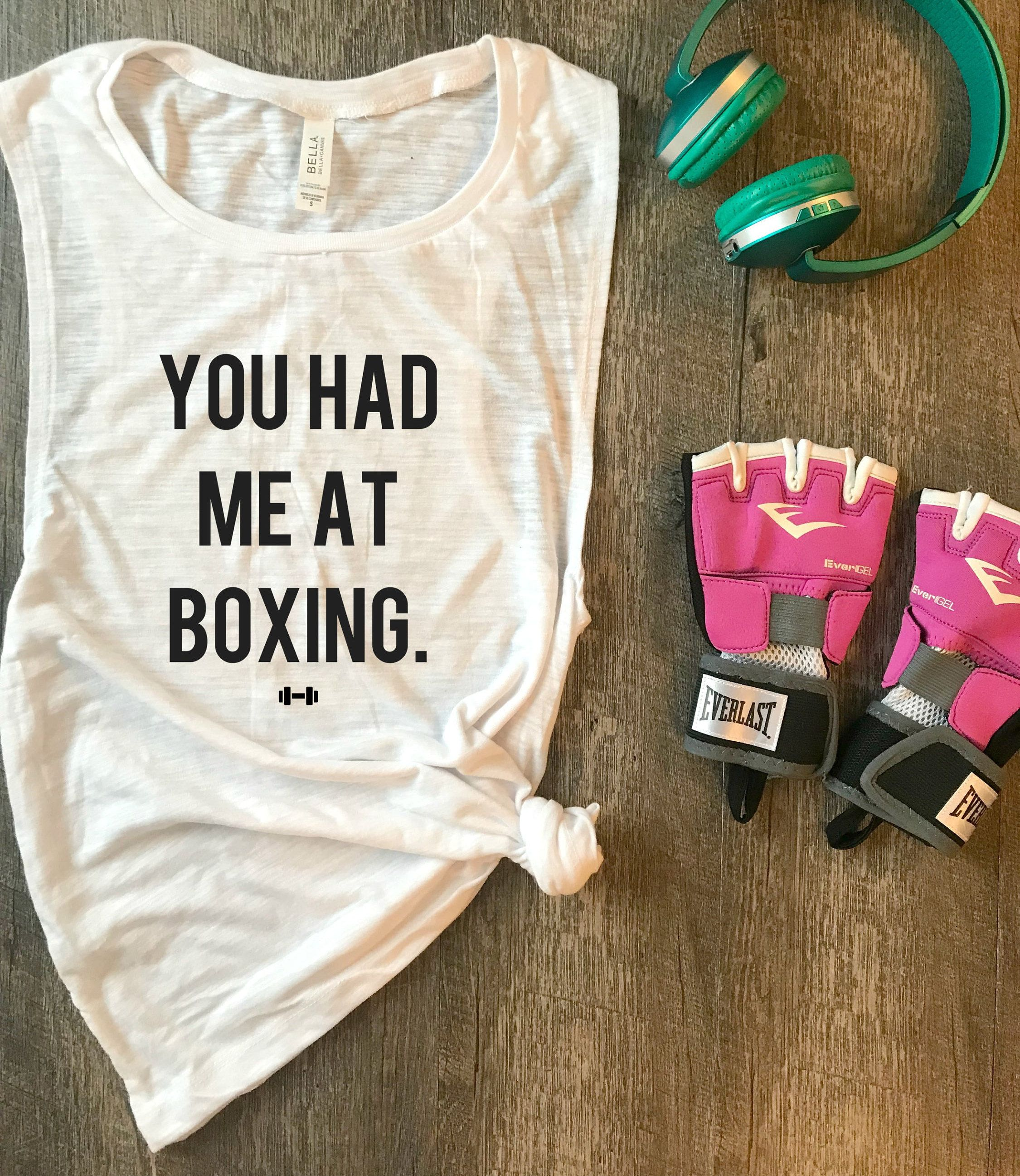 d496f7e8 You Had Me At Boxing Workout Tank, Funny Workout Tank, Funny Boxing Tank,  Boxing, Womens Workout Tank, Kickboxing, Gym Tank, Fitness Tank